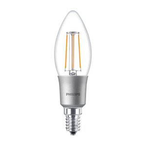 Philips E14 CLA Retro LED Filament lamp 4.5-40W DIM