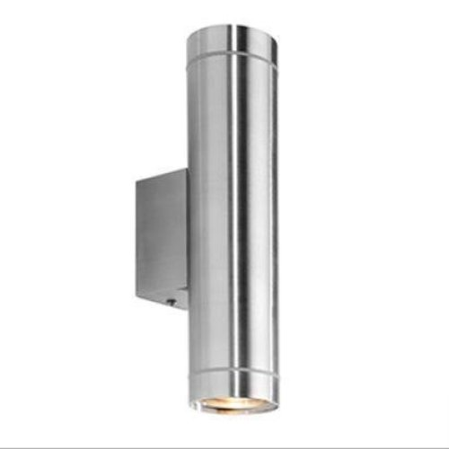 PSM Lighting Inox LED Wandlamp DIONE W717.5 up-down