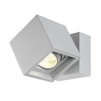 LED Wall Lamp Betaplus PS 1752.ES50.11M Matt Grey
