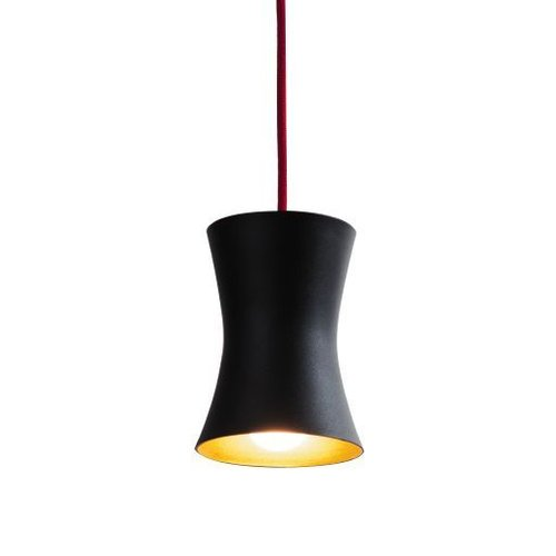 PSM Lighting Clara LED hanglamp zwart/goud 3406.29.TX3