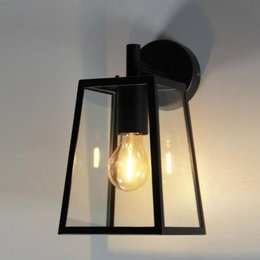 Absinthe LED Wall Lamp Lucerna S Black 24004-02