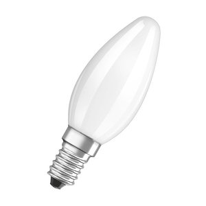 OSRAM Led Star B40 E14 light bulb neutral white