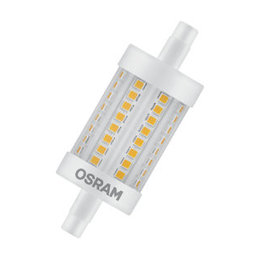 OSRAM Starline LED R7S 78mm 8-75W 827