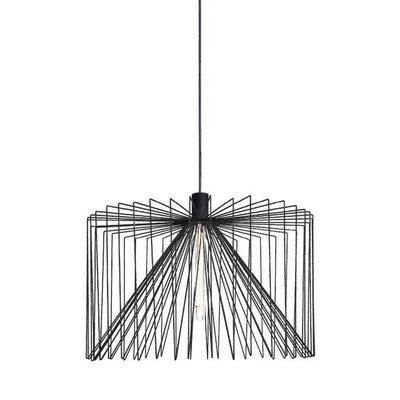 Wever & Ducré Led Hanglamp Wiro 6.1 Zwart 2094E0B0