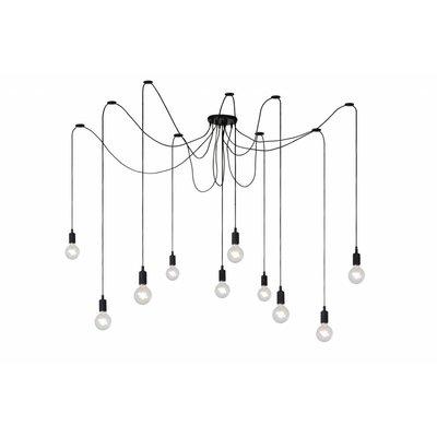 Lucide Vintage hanging lamp Fix multiple 08408/10/30