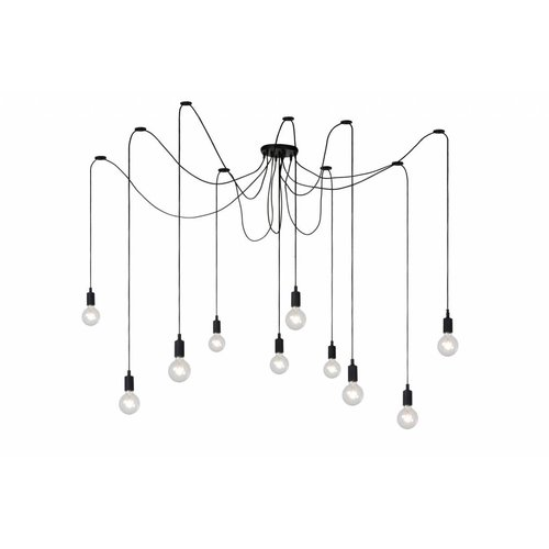 Lucide Vintage hanging lamp Fix multiple 08408/10/30