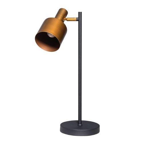 ETH Vintage LED Tafellamp Sledge zwart/goud 05-TL3277-0530