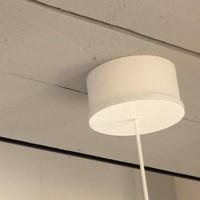 Rozet voor plafondmontage van SELO/WETRO/SHIEK