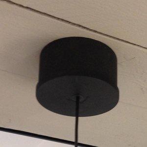 Wever & Ducré Rosette for ceiling mounting of SELO / WETRO / SHIEK
