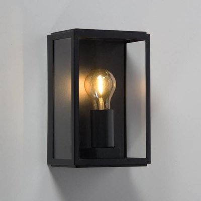 Absinthe LED Wall Lamp Vitrum S Black 24000-02