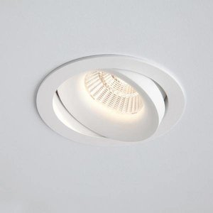 Absinthe Recessed spot Clickfit Solo Smooth ADJ White 12075-01