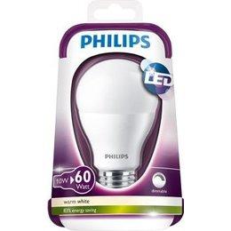 Philips LED MAT E27 10W dimbaar