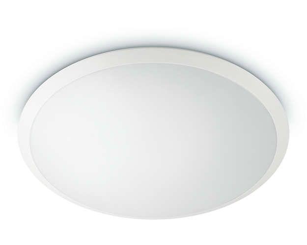Philips led lampe de plafond myliving p wawel
