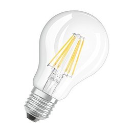 OSRAM 4W LED Vintage Style E27 filament lamp