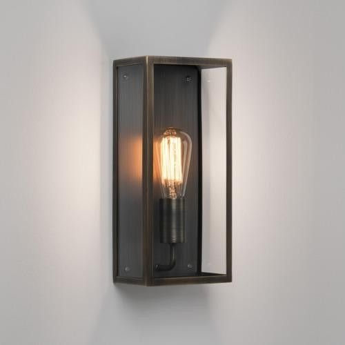 Astro LED Vintage Wall Lamp Outdoor Messina AS