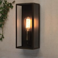 LED Vintage Wandlamp Outdoor Messina AS