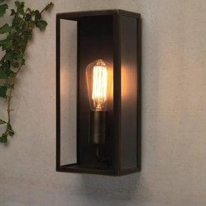 Astro LED Vintage Wandlamp Outdoor Messina 160
