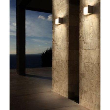 LioLights LED wall light Iserlohn IP54 10W