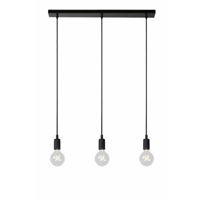 Lucide Vintage hanglamp Fix multiple 08408/03/30
