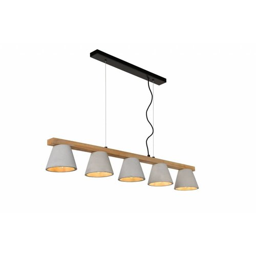 Lucide LED Vintage Hanglamp Possio 03413/05/41