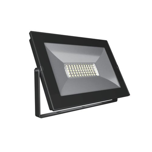 OSRAM Siteco PrevaLight LED spotlight 50-400W black