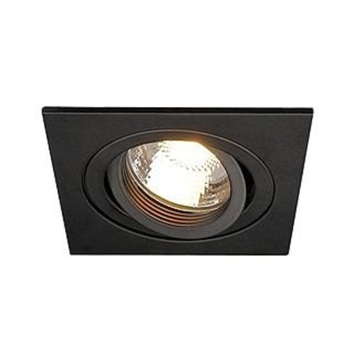 Recessed spot New Tria GU10 Square