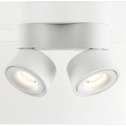 Absinthe LED Design double ceiling spot Nimis