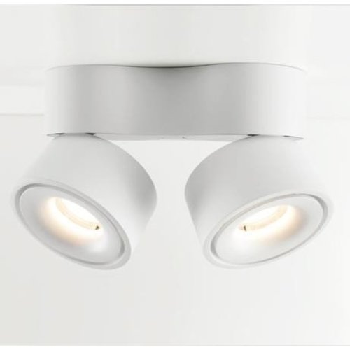 Absinthe LED Design double ceiling spot Nimis