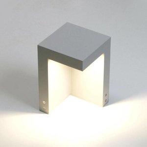 Absinthe LED garden post Beak 20