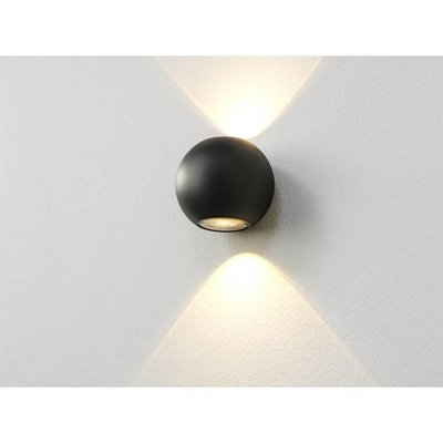 LioLights LED Wall light WL Denver IP54