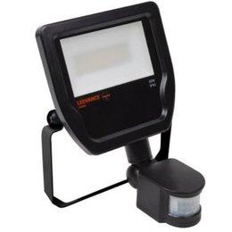 OSRAM LEDVANCE 20-100W Projecteur à LED capteur noir + 4058075814677