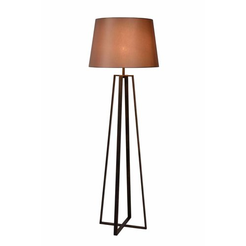 Lucide Vintage LED Staanlamp COFFEE 31798/81/97