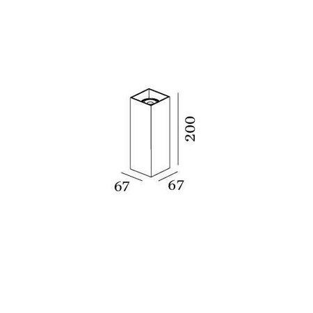 Wever & Ducré Wandlamp Box MINI 2.0 PAR16