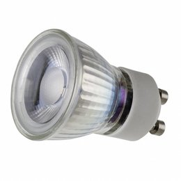 Spot LED GU10 35mm - 3Watt