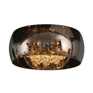 Lucide PEARL - Ceiling lamp - Ø 40 cm - 5xG9 - Chrome - 70163/05/11
