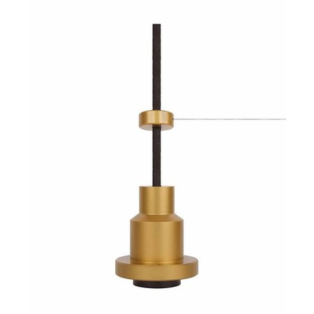 OSRAM Pendant light Vintage Edition 1906 gold