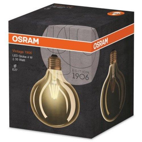 E27 Led G120 Filament Vintage De Osram Style 1906 L'ampoule SpVzUM