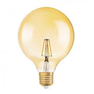 OSRAM Vintage Style 1906 G120 E27 LED filament lamp