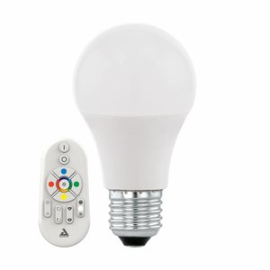 EGLO Connect E27 LED lamp incl. remote control 11585
