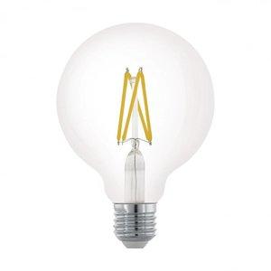 EGLO E27 Retro Filament LED lamp G95 6W 11703 DIM