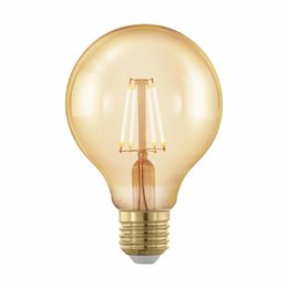 EGLO E27 Retro Filament LED lamp G80 4W 11692 DIM