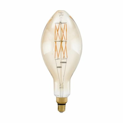 EGLO E27 Retro Filament LED lamp XXL 11685 DIM