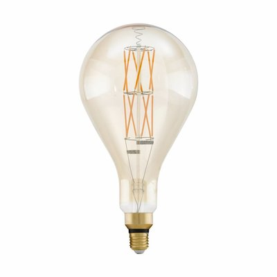 EGLO E27 Retro Filament LED lamp XXL 11686 DIM