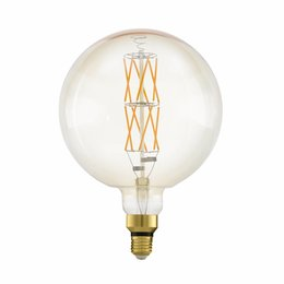 EGLO E27 Retro Filament LED lamp XXL 11687 DIM