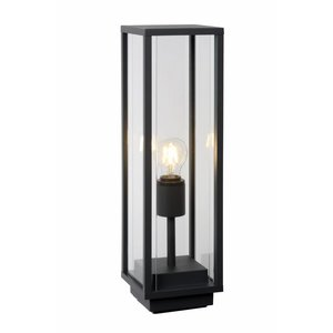 Lucide CLAIRE - Pedestal lamp Outdoor - 1xE27 - IP54 - Anthracite - 27883/50/30