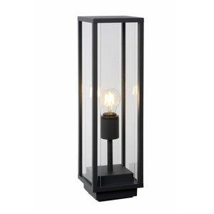 Lucide CLAIRE - Sokkellamp Buiten - 1xE27 - IP54 - Antraciet - 27883/50/30