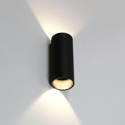 Absinthe LED Outdoor Wandlamp Pipe IP65