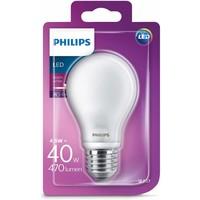 LED lamp MAT E27 4.5-40W A60 warm wit
