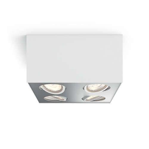 Philips MYL LED Plafondlamp Box wit 5049431P0