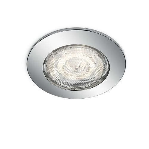 Philips LED Recessed spot MyBathroom Dreaminess Chrome